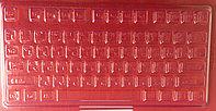 "Форма для шоколада ""Плитка-клавиатура"""