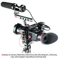 Cage Blackmagic Pocket 4K Camera  Клетка, фото 3