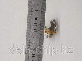 Гнездо J 6.3mm на корпус mono