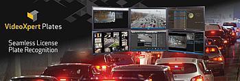 VideoXpert Plates Manager Enterprise обрабатывает максимум до 50 миллионов считываний номерных знаков