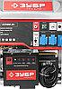 Бензиновый генератор ЗУБР, с автозапуском, ЗЭСБ-6200-ЭА, 6200 Вт, фото 5