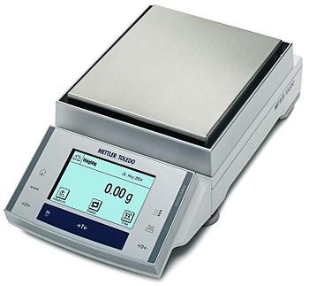 Лабораторные весы XS-802S, Меттлер Толедо