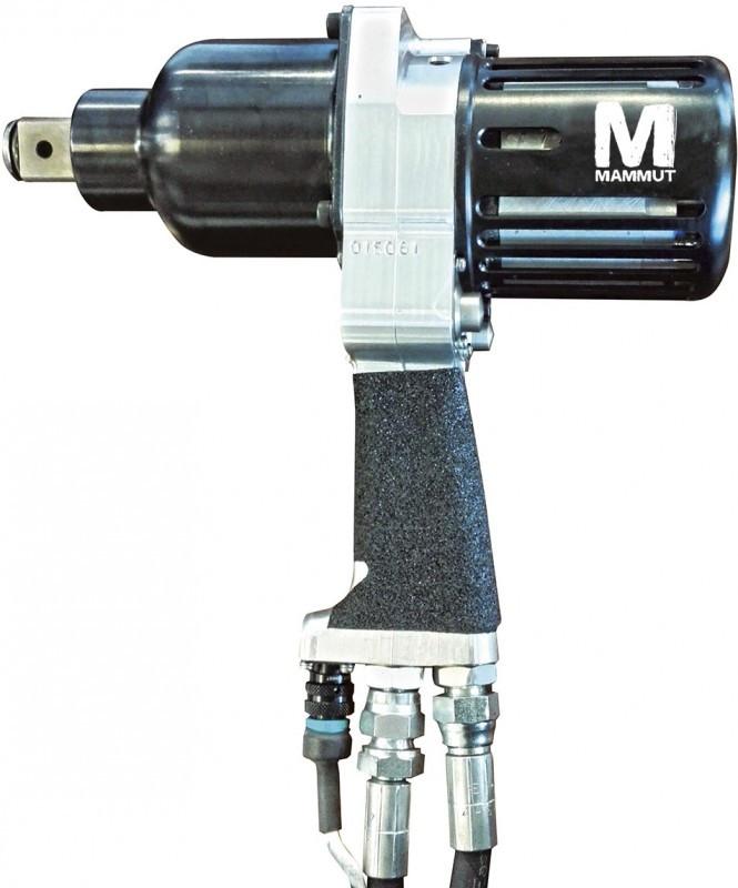 Ударный ключ MAMMUT MWH340
