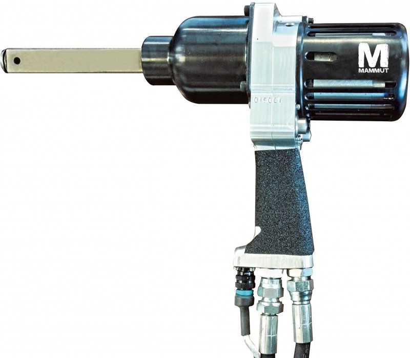 Ударный ключ MAMMUT MWH340L
