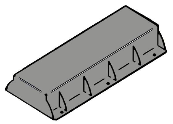 Держатель блоков безопасности MAMMUT A00884