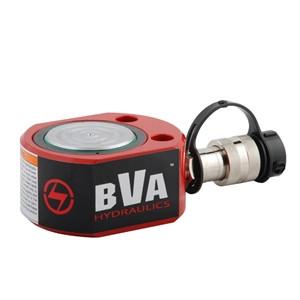 Компактный плоский цилиндр BVA Hydraulics HF серия