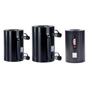 Алюминиевый цилиндр двойного действия BVA Hydraulics HDU серия