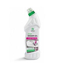 Средство щелочное для прочистки канализационных труб Digger-gel Professional