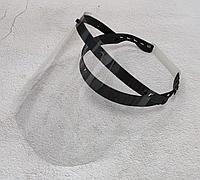 Защитный экран для лица медицинский пластиковый, фото 1