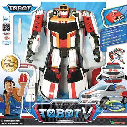 Трансформер Tobot V 301048
