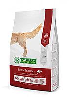 Сухой корм для собак всех пород Nature's Protection Extra Salmon (лосось)