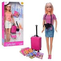Кукла Defa Lusy, путешественница, артикул: 8377