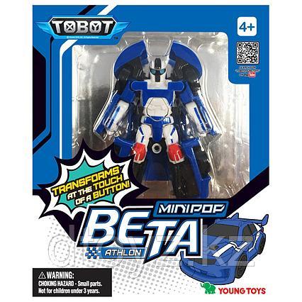 Трансформер Tobot Атлон Бета S1 мини 301063