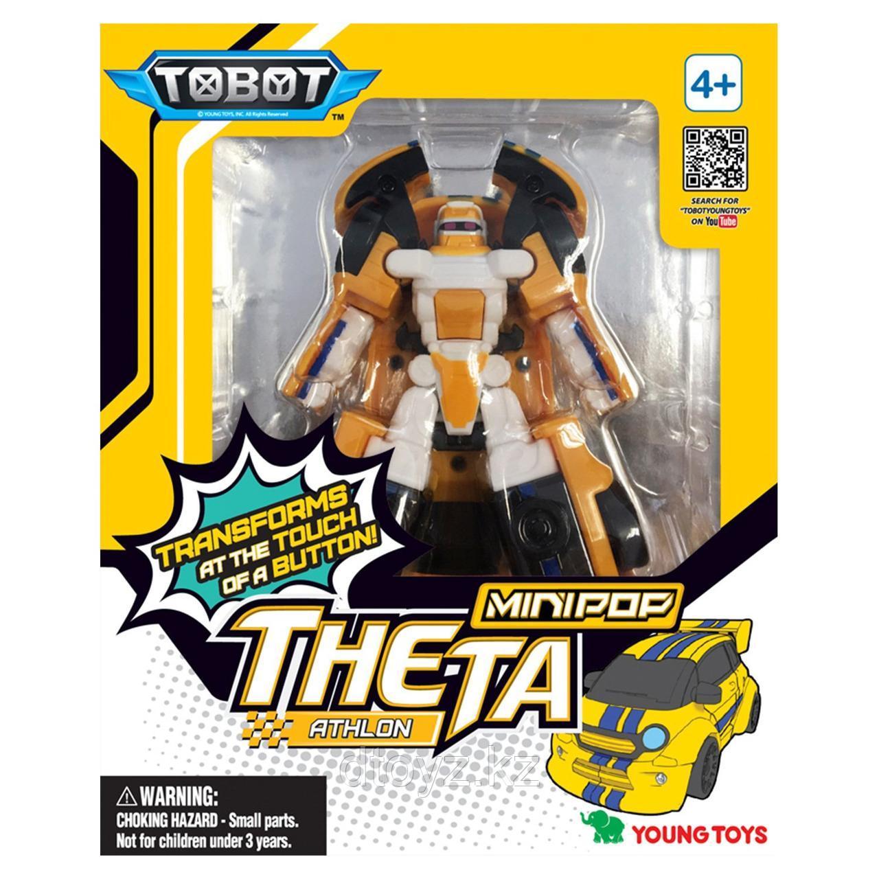 Трансформер Tobot Атлон Тета S1 мини 301064