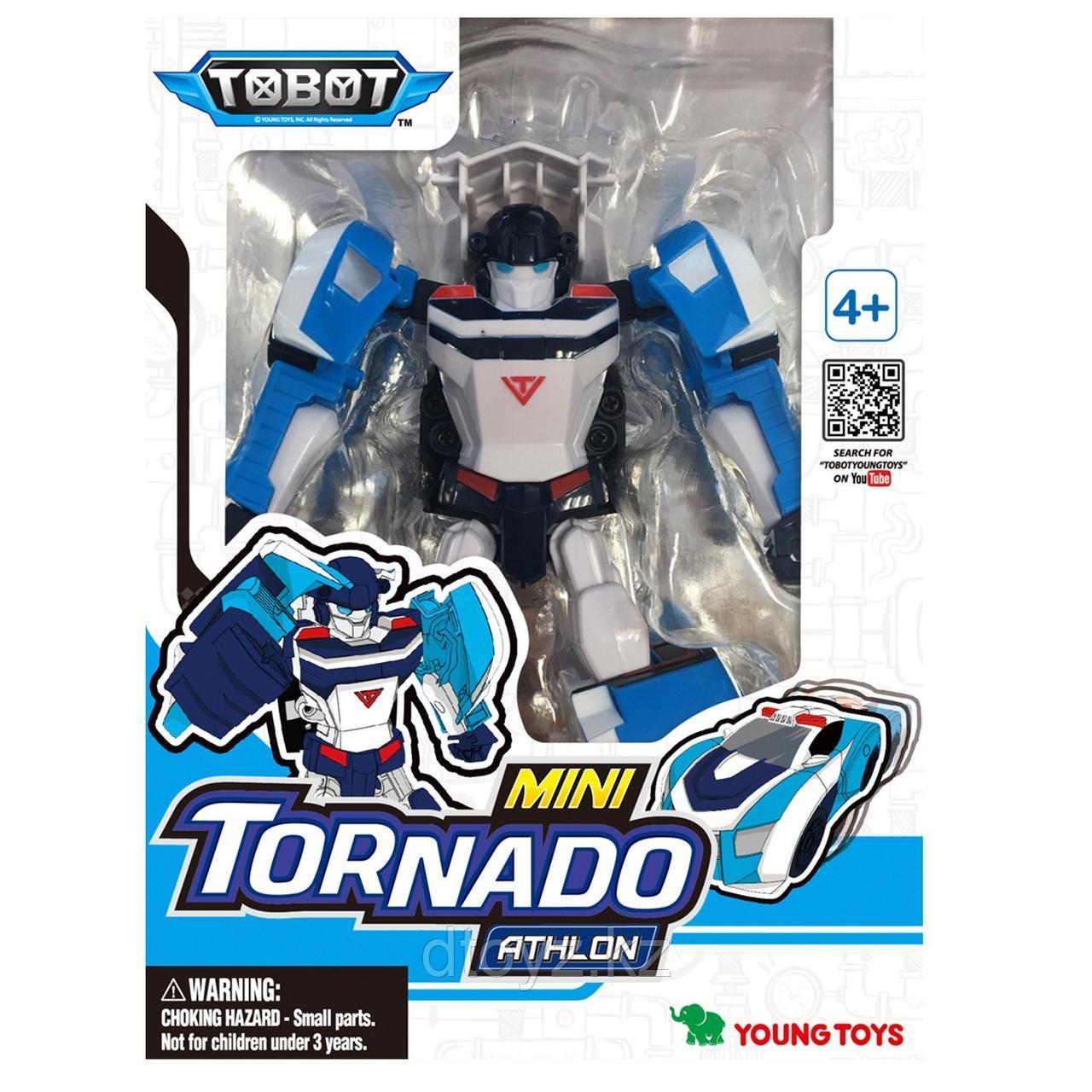 Трансформер Tobot Атлон Торнадо S2 мини 301069