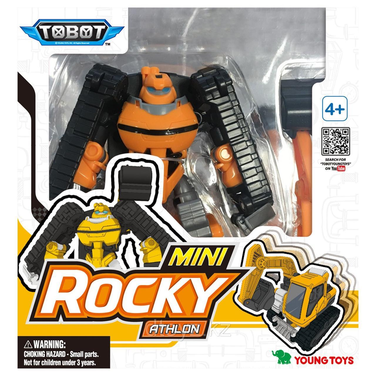 Трансформер Tobot Атлон Рокки S2 мини 301071