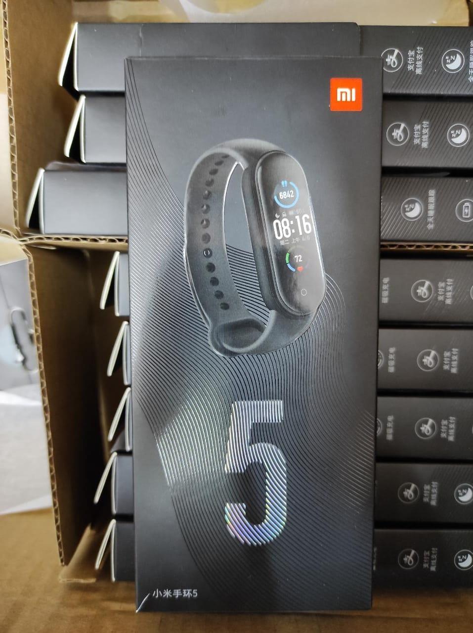 Xiaomi Mi Band 5 - фото 2