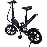 Электровелосипед, мотор 36v 250w, аккум. Li-ion 36v 7,8 A/H. Дальность 25-30 км. Вес 21 кг. Колеса 12'', фото 2