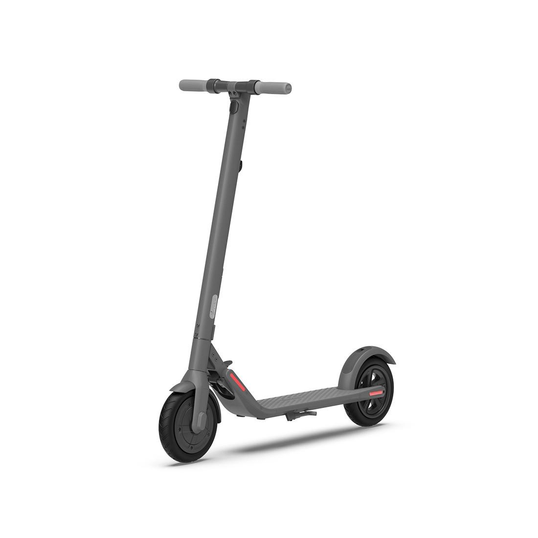 Электросамокат Ninebot KickScooter E22 (Gray) - фото 1
