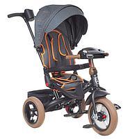 Детский велосипед MINI TRIKE ДЖИНС черный (BLACK JEANS)