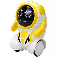 Робот Покибот, бело-желтый круглый (Silverlit, США)