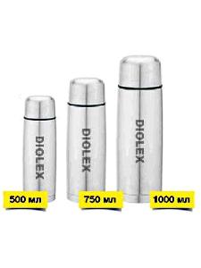 Термос DIOLEX DX-750-1 0,75л узкое горло