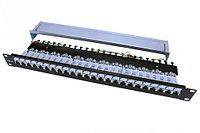 Hyperline PP3-19-24-8P8C-C5E-SH-110D патч-панель (PP3-19-24-8P8C-C5E-SH-110D)
