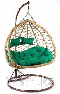 Кресло подвесное  кокон  двухместное