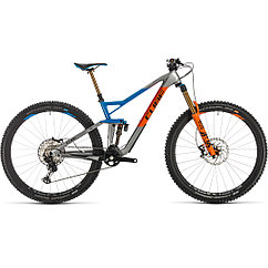 Cube  велосипед Stereo 150 C:62 SL 29  - 2020