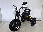 """Детский трехколесный велосипед """"Harley"""" с передней фарой и музыкой, фото 2"""