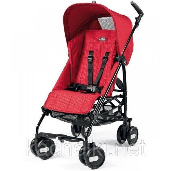 PEG PEREGO Kоляска трость Pliko MINI CLASSICO MOD RED