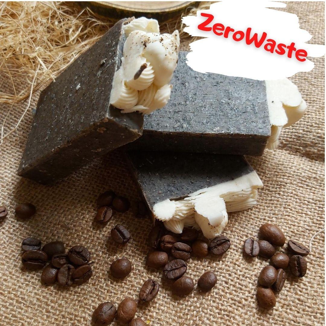 Натуральное кофейное мыло скраб
