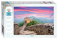 """Step Puzzle: пазл 1000 деталей  """"Великая Китайская стена"""""""