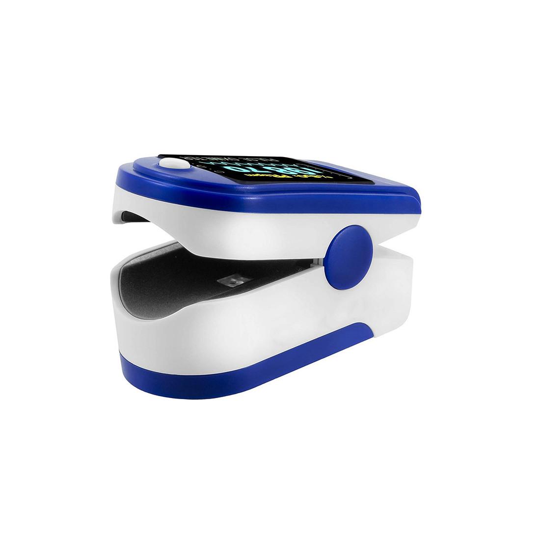Пульсоксиметр  Aqua  М70С  синий