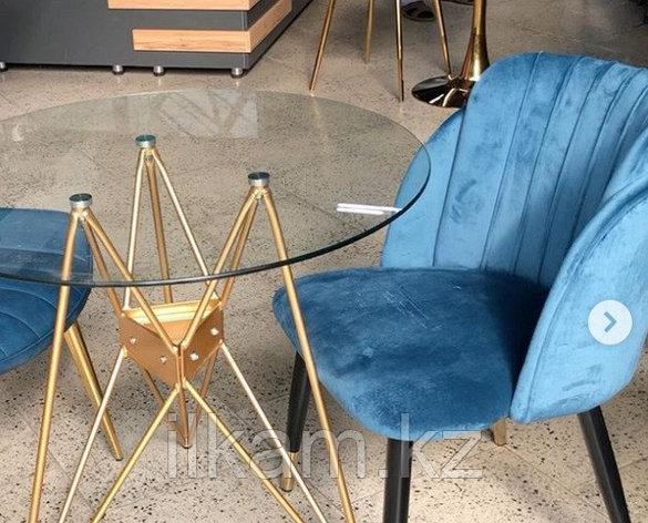 Стол стекло в стиле хайтек, фото 2