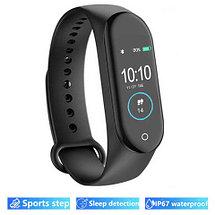 Фитнес-браслет 10 в 1 Xiaomi Mi Band 4 с Bluetooth {мониторинг сна, пульса, давления, уровня кислорода,, фото 3
