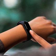 Фитнес-браслет 10 в 1 Xiaomi Mi Band 4 с Bluetooth {мониторинг сна, пульса, давления, уровня кислорода,, фото 2