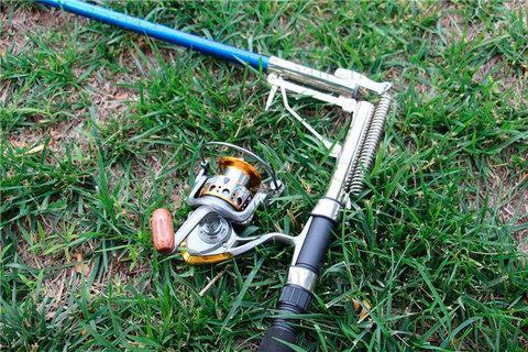 Удочка складная самоподсекающая FisherGoMan «Король рыбалки» (2,4 метра) - фото 2