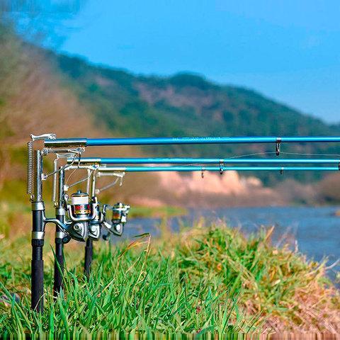 Удочка складная самоподсекающая FisherGoMan «Король рыбалки» (2,4 метра) - фото 7