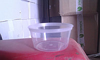 Соусник одноразовый 50 мл пластиковый (плотный) прозрачный