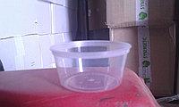 Соусник одноразовый 80 мл пластиковый (плотный) прозрачный