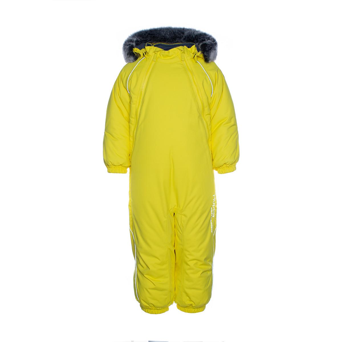 Детский комбинезон ORION, желтый - 104