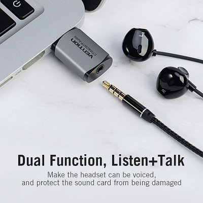 USB - звуковая карта VENTION
