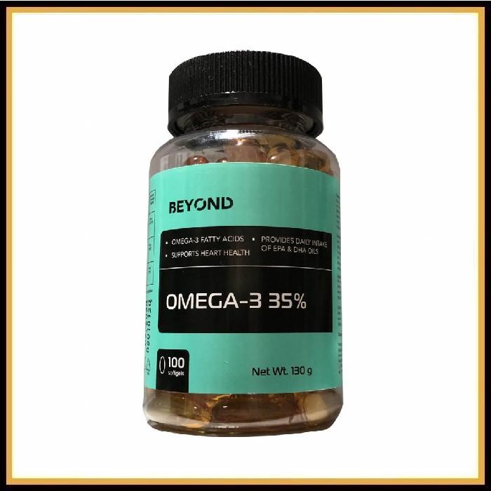 Beyond омега-3 100капсул