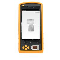 FP05 Мобильный биометрический терминал учета рабочего времени, фото 1