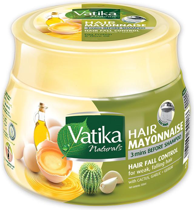 Маска майонезная для волос «Hair Fall Control»