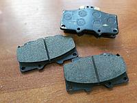 141007 Комплект тормозных колодок, дисковый тормоз