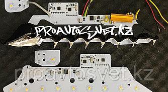 Плата LED с функцией динамического поворотника LX 570 с 2013 года по 2016