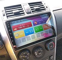 Штатная магнитола Toyota Corolla 2007-2012 Mac Audio ANDROID