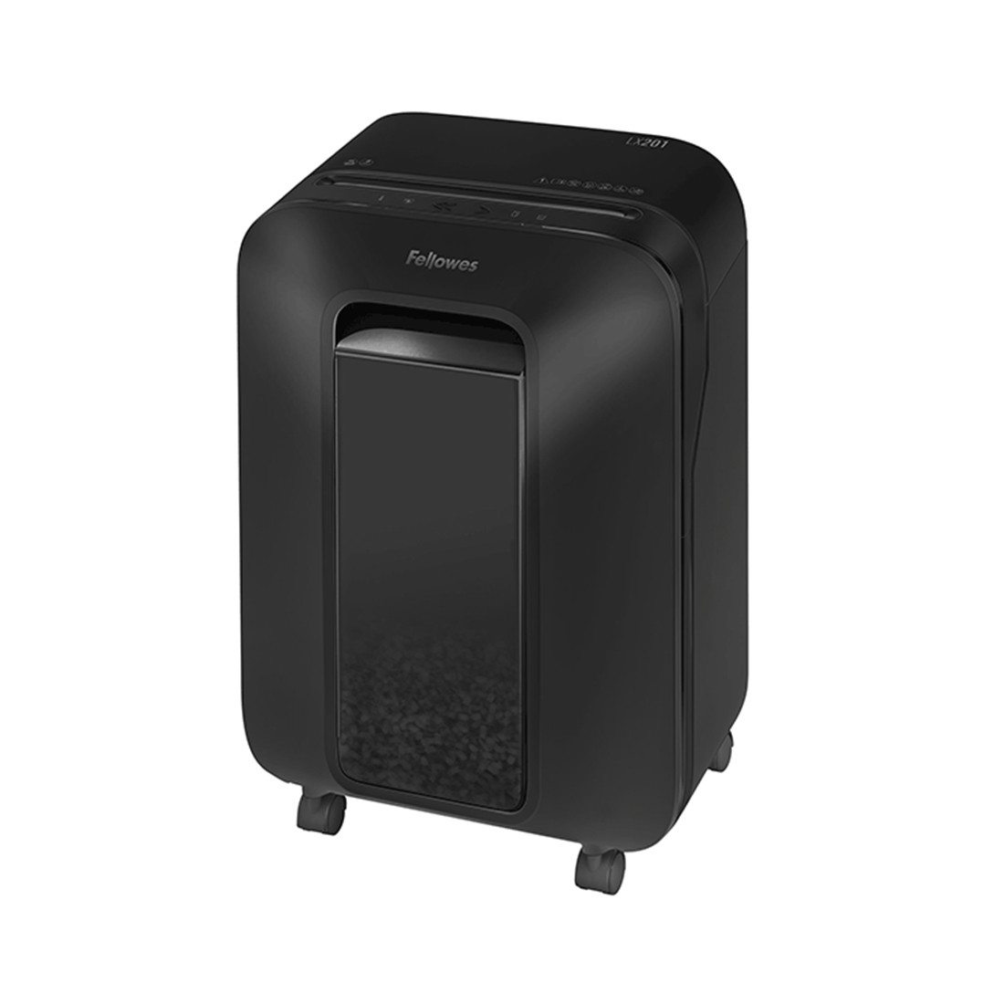 Шредер Fellowes MicroShred LX201